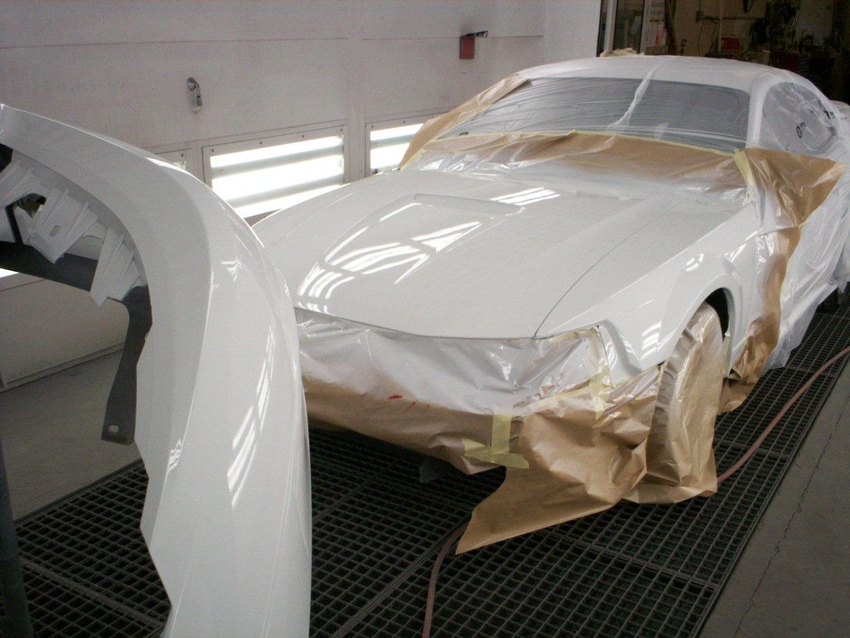 paint jobs by Guy's Automotive in Tampa Florida