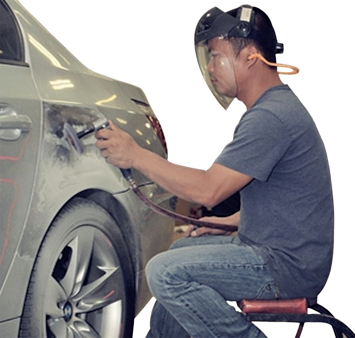 quality collision repair Tampa