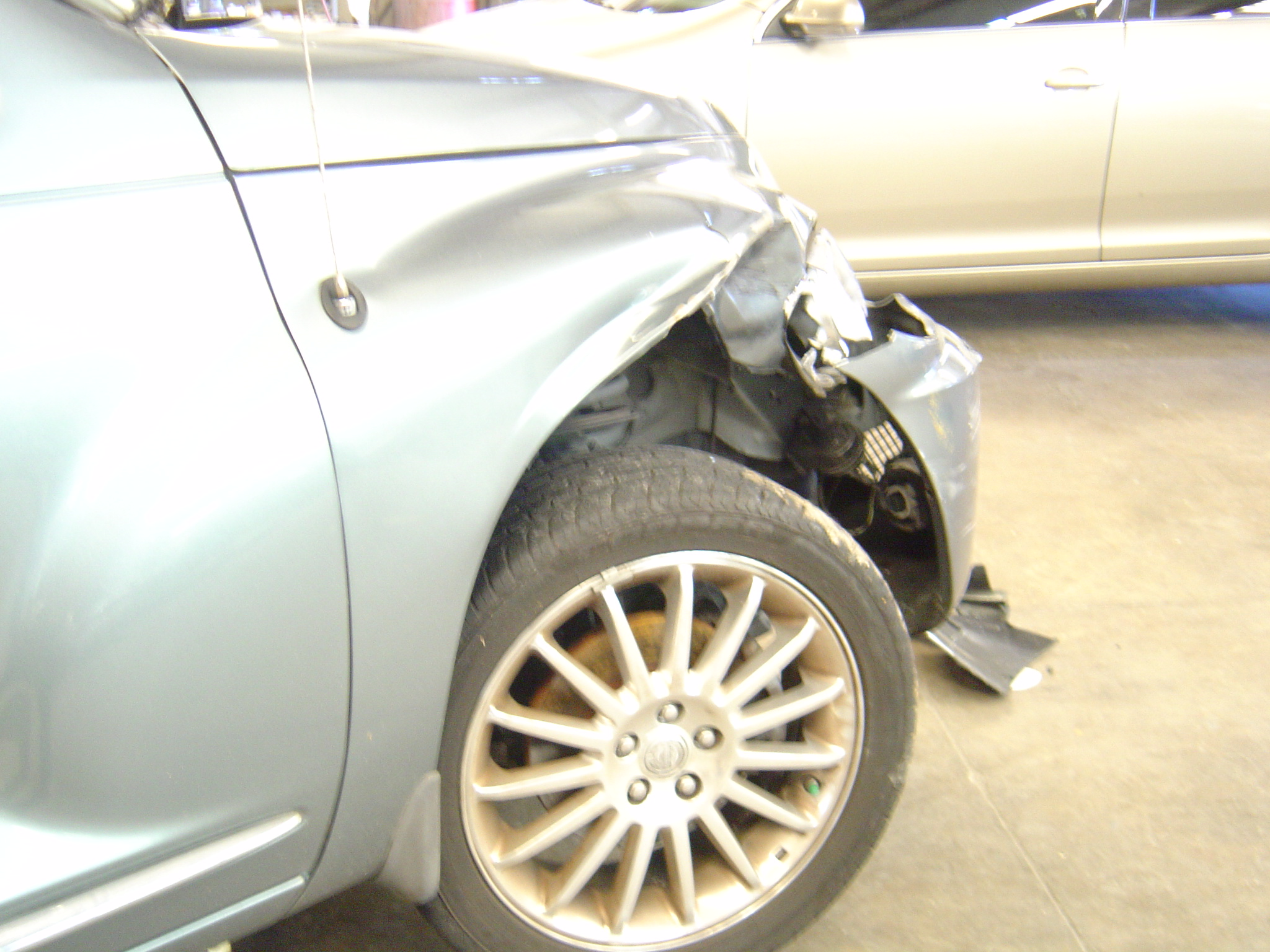 Guy's Automotive's Body Shop Tampa offers Dodge auto body collision repair work in Tampa, Florida